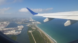 Fort Lauderdale from the air!
